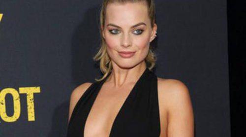 Margot Robbie se convierte en la nueva imagen de 'Euphoria' de Calvin Klein