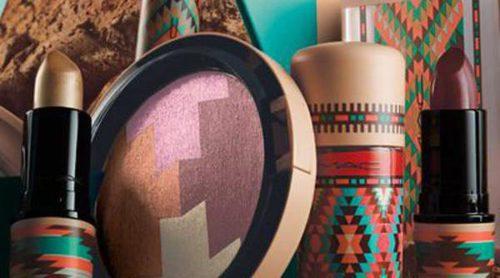 'Vibe Tribe', la colección étnica y festivalera de MAC para este verano