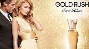 Báñate en oro con 'Gold Rush', la exquisita fragancia de Paris Hilton