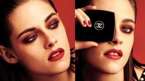 Kristen Stewart repite como imagen de Chanel beauty este otoño 2016
