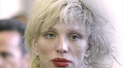 Courtney Love, siempre despeinada: sus peores beauty looks