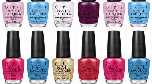 3 nuevas colecciones para este verano 2016 de OPI cargados de color