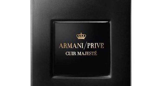 'Cuir Majesté', la fragancia más exclusiva de 'Armani Privé'