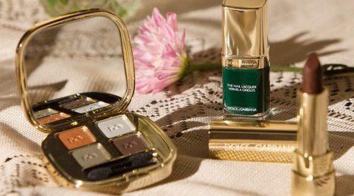 Dolce & Gabbana saca 'Wild about Fall', una colección de maquillaje inspirada en el otoño