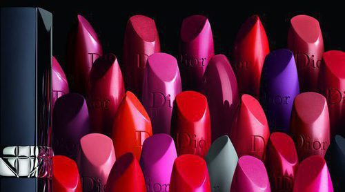 'Rouge Dior', la nueva colección de labiales de Dior con Natalie Portman