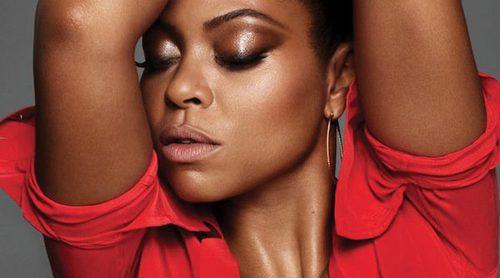 Taraji P. Henson lanza su propia colección de maquillaje con MAC
