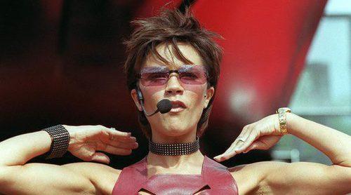 Los peores peinados de Victoria Beckham