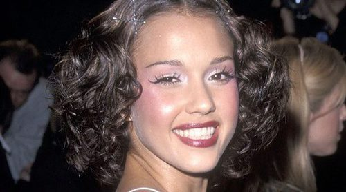 Los peores beauty looks de Jessica Alba