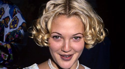 Los peores beauty looks de Drew Barrymore