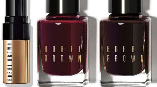 Bobbi Brown lanza una nueva línea de make up: 'Wine &Chocolate Collection'