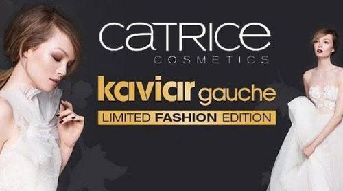 'Kaviar Gauche', la elegante colección de maquillaje de Catrice para Navidad 2016