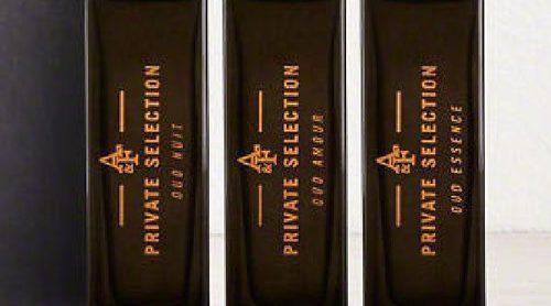 Abercrombie & Fitch lanza su nueva línea de fragancias 'Private Selection'