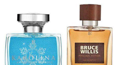 Karolina Kurkova y Bruce Willis sacan perfumes de edición limitada para este invierno