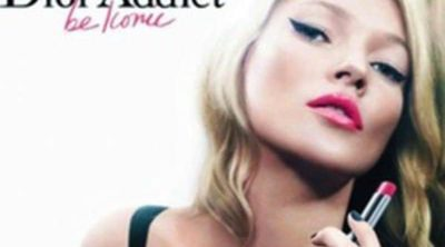Kate Moss, más seductora que nunca para 'Dior Addict lipstick'