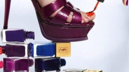 YSL lanza para esta primavera 30 tonos diferentes de esmaltes