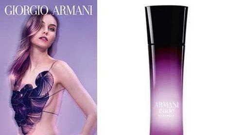 Giorgio Armani desvela su romanticismo con 'Armani Code Cashemira'