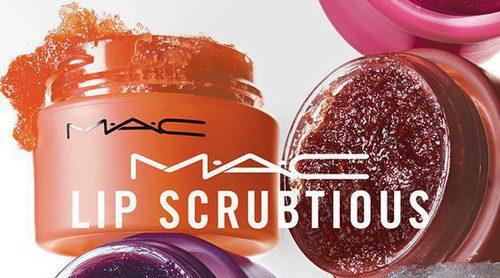 'Lip Scrubtious', el nuevo exfoliante para labios de MAC