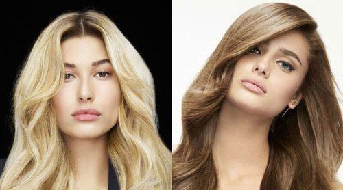 Hailey Baldwin y Taylor Hill se convierten en las nuevas embajadoras de L'Oréal