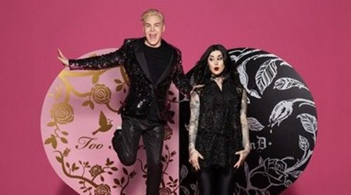 'Better Together' de Too Faced y Kat Von D llega a España