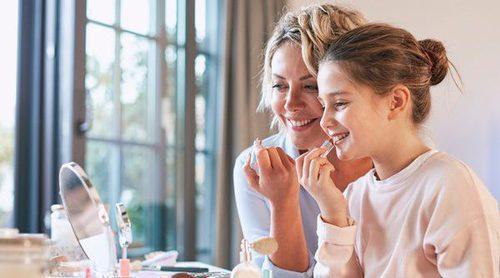 Mi hija quiere maquillarse el día de su Comunión
