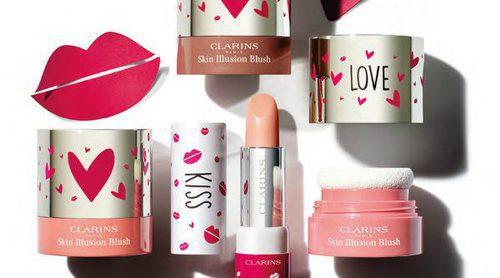 Clarins le da la bienvenida a la primavera con su colección 'Kiss & Love'