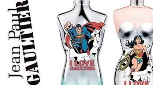 Las fragancias más icónicas de Jean Paul Gaultier se visten de Wonder Woman y Superman