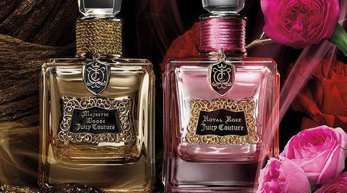Juicy Couture crea una fragancia más elegante y seria con 'Royal Rose' y 'Majestic Woods'