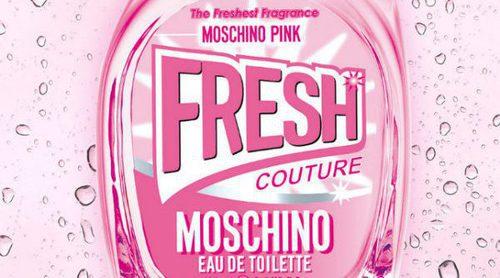 'Moschino Pink Fresh Couture', la nueva versión de la fragancia limpiacristales