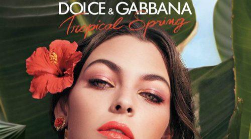 'Tropical Spring', la exótica colección de maquillaje de Dolce & Gabbana