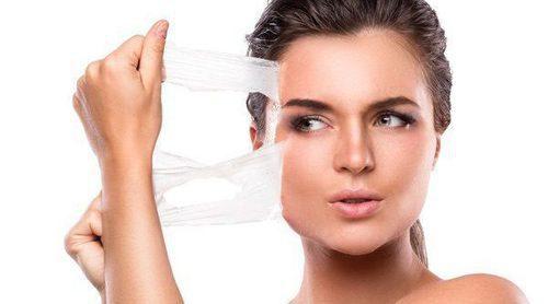 Peeling facial: qué es y para qué sirve