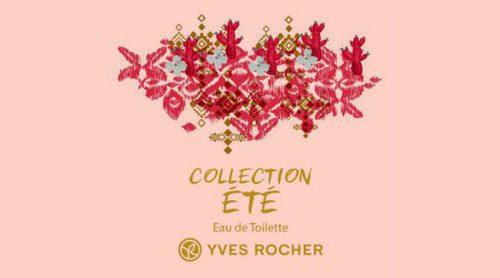 'Collection Été', la completa propuesta de Yves Rocher para este verano 2017