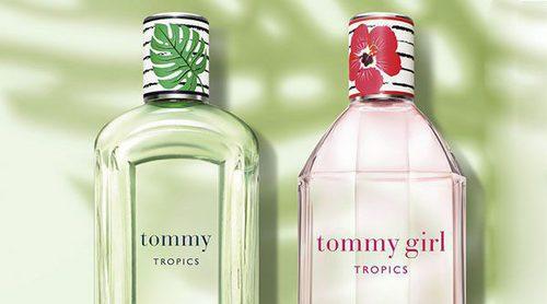 Tommy Hilfiger se apunta al verano más tropical con 'Tommy Tropics' y 'Tommy Girl Tropics'