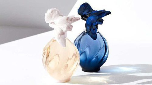 Nina Ricci amplía su línea 'L'Air du Temps Lumière' con 'L'Air du Temps L'Aurore'