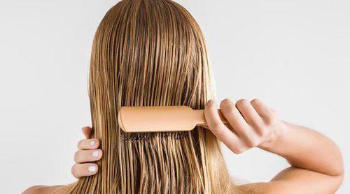¿Cómo disimular el pelo sucio?