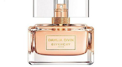 Givenchy aumenta la colección 'Givenchy Dahlia' con una frutal fragancia: 'Dahlia Divin Nude'