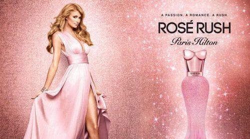 Paris Hilton lanza su perfume número 24, 'Rosé Rush'