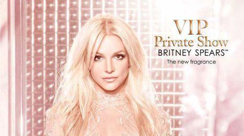 Britney Spears lanza su perfume más íntimo, 'VIP Private show'