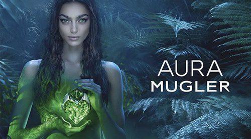 Thierry Mugler lanza una nueva y especial fragancia inspirada en la naturaleza: 'Aura Mugler'