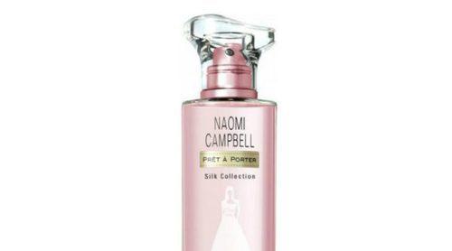 'Prêt à Porter Silk Collection', el nuevo perfume de Naomi Campbell
