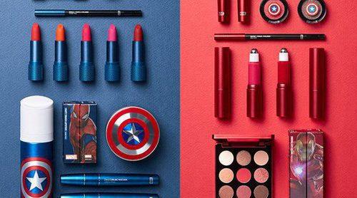 The Face Shop lanza una colección de maquillaje inspirada en los superhéroes de Marvel
