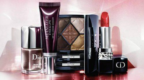 Dior presenta 'Metallics', su colección de maquillaje para este otoño 2017