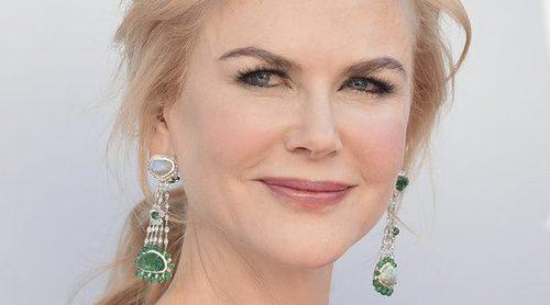 Los mejores peinados de Nicole Kidman