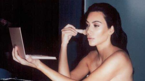 KKW Beauty lanza el kit de contouring básico de Kim Kardashian