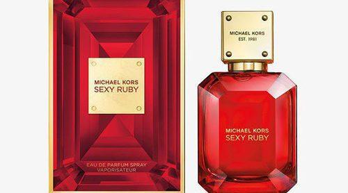 Michael Kors lanza una nueva y sensual fragancia: 'Sexy Ruby Eau de Parfum'
