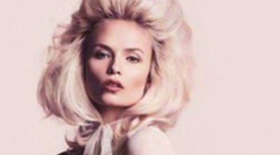 Natasha Poly protagoniza la nueva campaña de Givenchy