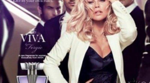 La cantante Fergie lanza 'Viva', su nueva fragancia