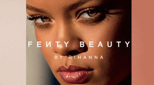 'Fenty Beauty by Rihanna', la esperada colección de maquillaje de la cantante
