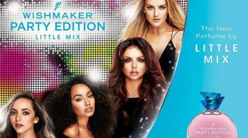 'Wishmaker Party Edition', el nuevo perfume de Little Mix