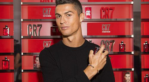 Cristiano Ronaldo lanza su nueva fragancia 'CR7' para el hombre en constante movimiento