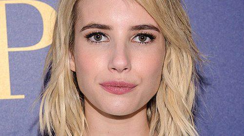 Los mejores peinados de Emma Roberts